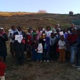 Global Outreach Day in Lesotho